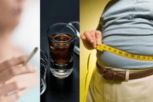Alcohol, tabaco y obesidad: ¿cómo hemos llegado hasta aquí?