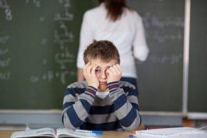 Las drogas y el fracaso escolar