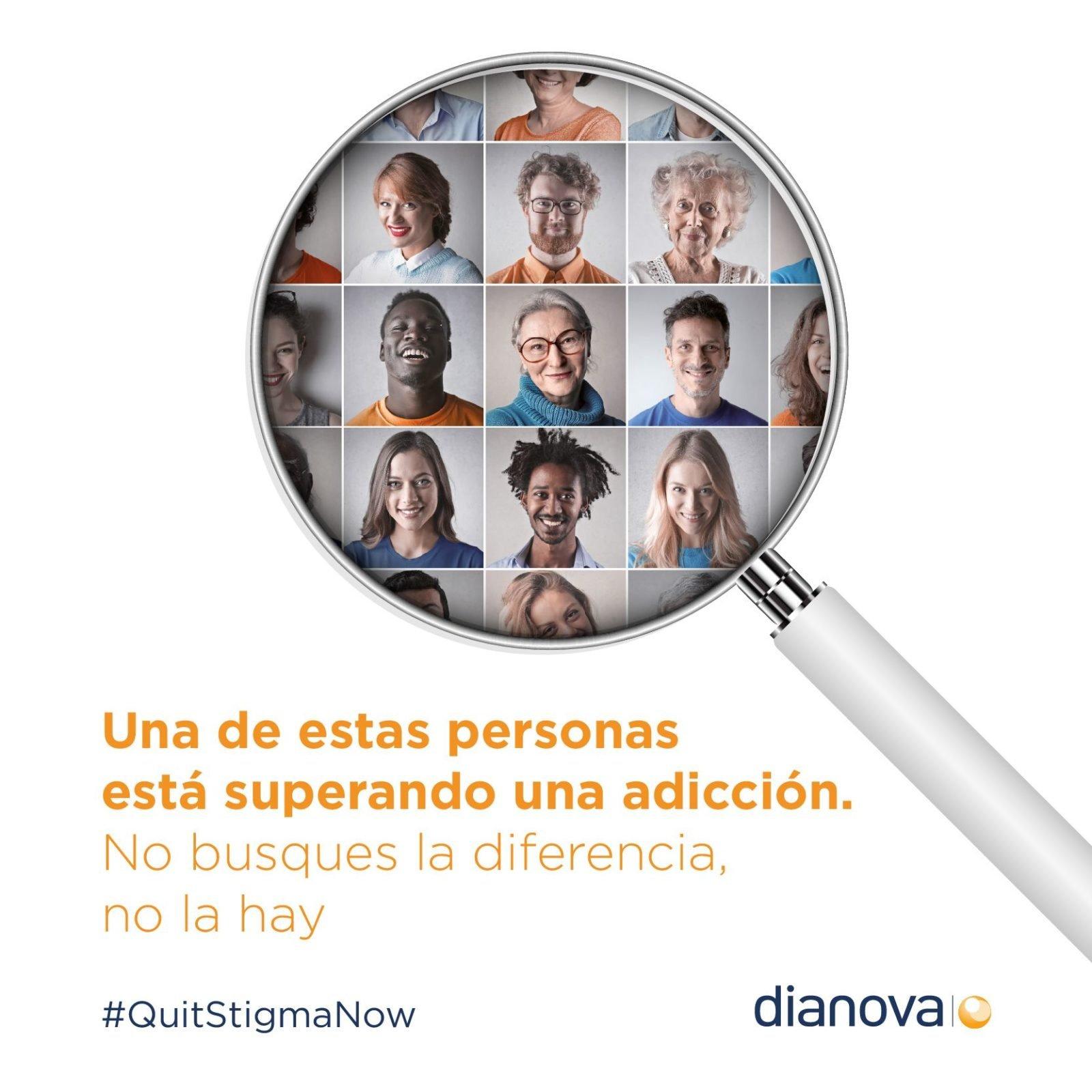 #QuitStigmaNow, nueva campaña contra el estigma de la adicción