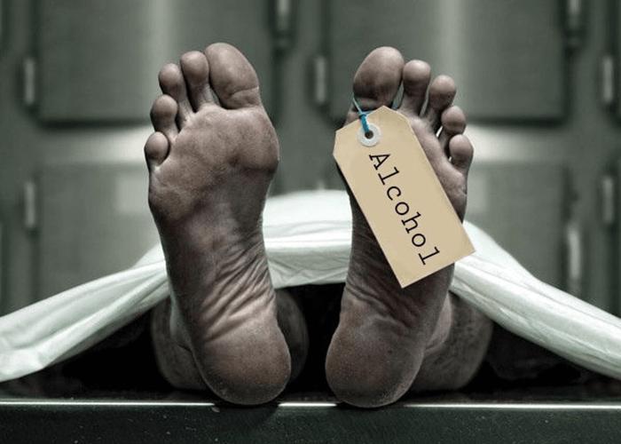 El alcohol, la droga legal que mata