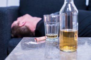 Cocaína y alcohol, una mezcla mortal