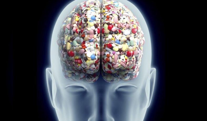 ¿Cómo actúan las drogas en el cerebro?